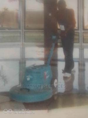 Hard Floor Eg Marble Terrazzo and Granit Cleaning | Cleaning Services for sale in Lagos State, Ikeja