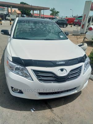 Toyota Camry 2010 White   Cars for sale in Lagos State, Isolo