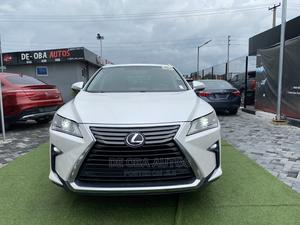 Lexus RX 2016 350 AWD White   Cars for sale in Lagos State, Lekki