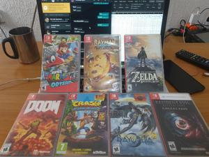 8 Nintendo Switch Games for Sale | Video Games for sale in Abuja (FCT) State, Central Business Dis