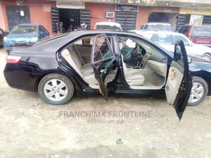 Toyota Camry 2007 Black   Cars for sale in Lagos State, Isolo