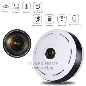 360 Degree V380 Pro WIFI Camera for Home Surveillance | Security & Surveillance for sale in Abuja (FCT) State, Gwarinpa