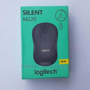 Logitech M220 Silent Wireless Mouse | Computer Accessories  for sale in Lagos State, Ikeja