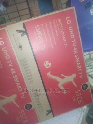 Lg Tv Curve | TV & DVD Equipment for sale in Lagos State, Ojo