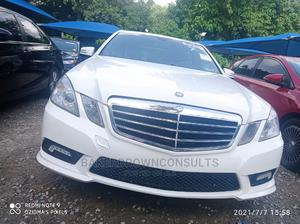 Mercedes-Benz E350 2011 White | Cars for sale in Abuja (FCT) State, Central Business Dis