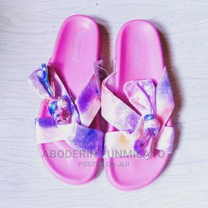 Pink Fancy Slippers   Shoes for sale in Lagos State, Ikorodu