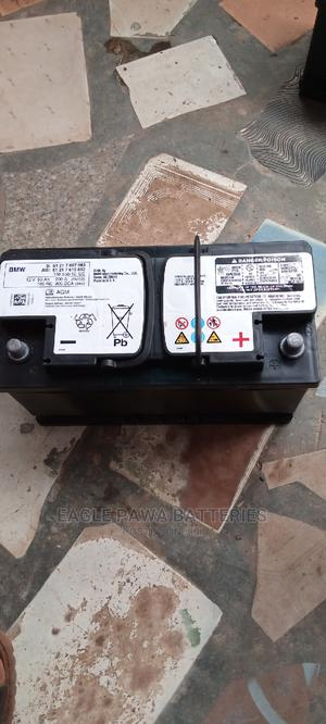 BMW Battery 100ah | Vehicle Parts & Accessories for sale in Lagos State, Lekki