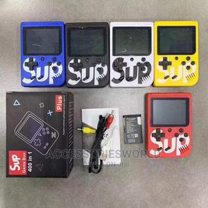 SUP 400 in 1 Games Retro Game Box Console Handheld   Video Game Consoles for sale in Lagos State, Ikeja