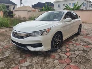 Honda Accord 2014 White | Cars for sale in Lagos State, Amuwo-Odofin