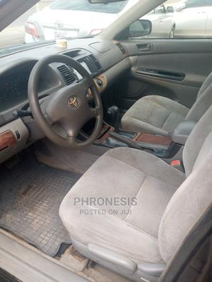 Toyota Camry 2004 Black | Cars for sale in Delta State, Warri