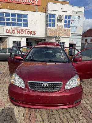Toyota Corolla 2006 CE Red   Cars for sale in Ekiti State, Ado Ekiti