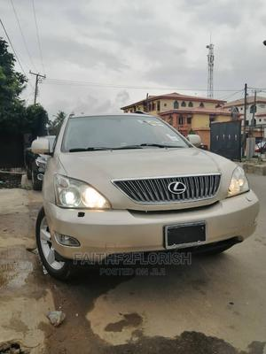 Lexus RX 2006 330 Gold | Cars for sale in Lagos State, Ikeja