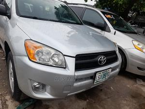 Toyota RAV4 2011 3.5 Limited 4x4 Silver | Cars for sale in Lagos State, Surulere