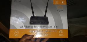 D-Link Dap-1360 Wi-Fi Range Extender/Access Point N300 | Networking Products for sale in Lagos State, Ikeja