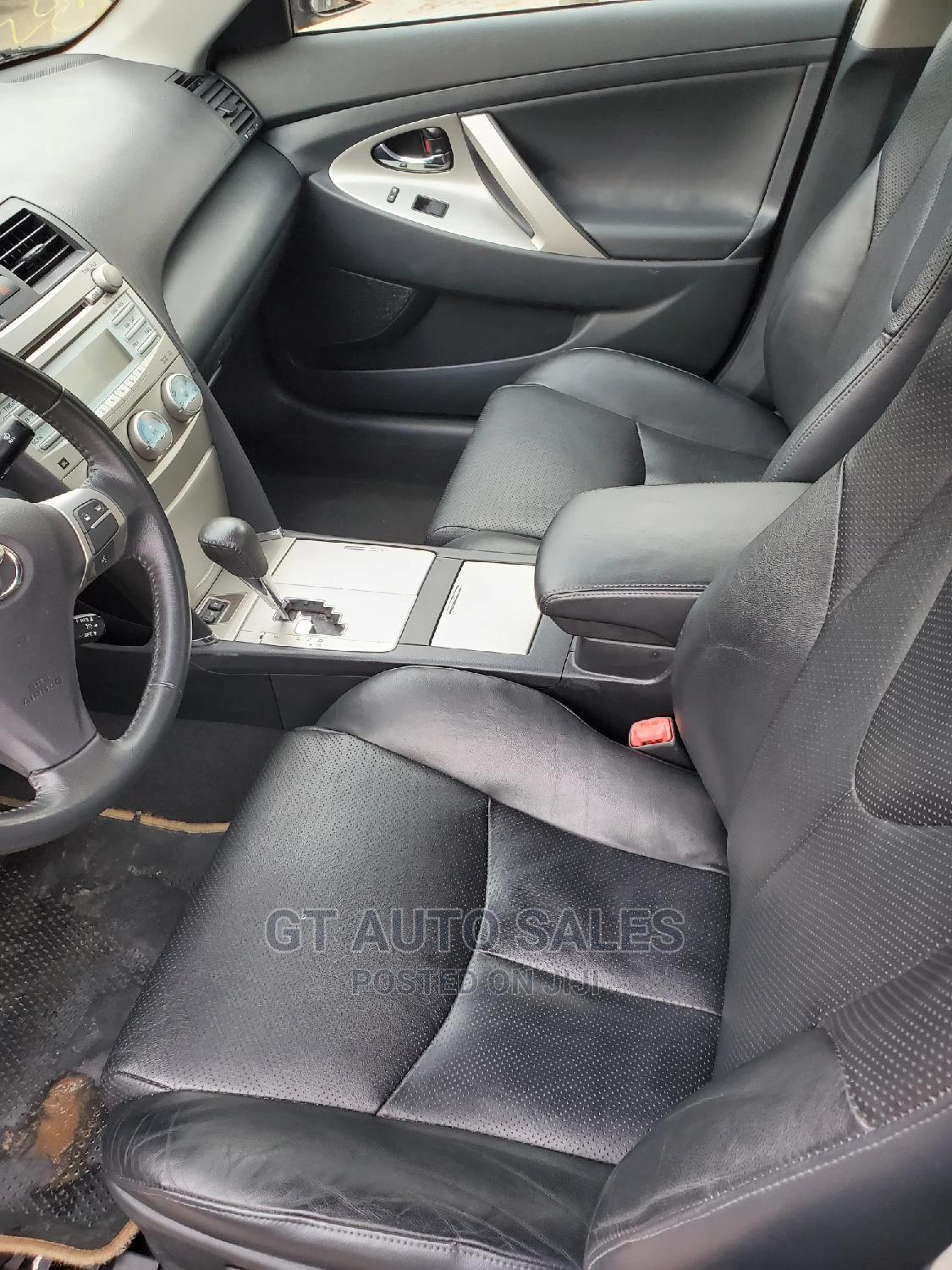 Toyota Camry 2008 Gray   Cars for sale in Ikeja, Lagos State, Nigeria
