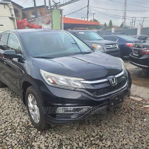 Honda CR-V 2015 Black | Cars for sale in Lagos State, Ogba