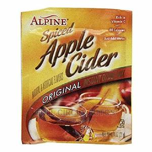 Alpine Spiced Apple Cider Drink Mix, Original, 0.74 Oz, 60 C | Meals & Drinks for sale in Lagos State, Ikeja