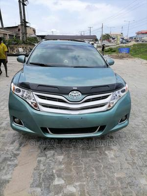 Toyota Venza 2012 AWD Green | Cars for sale in Lagos State, Ajah