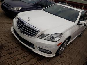Mercedes-Benz E350 2013 White   Cars for sale in Abuja (FCT) State, Maitama