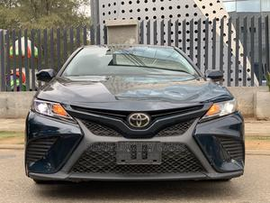 Toyota Camry 2018 SE FWD (2.5L 4cyl 8AM) Black | Cars for sale in Abuja (FCT) State, Central Business Dis
