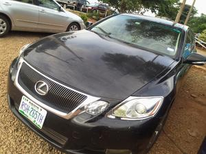 Lexus GS 2011 350 Black | Cars for sale in Abuja (FCT) State, Gwarinpa
