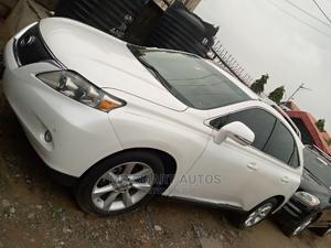 Lexus RX 2012 350 AWD White | Cars for sale in Lagos State, Amuwo-Odofin