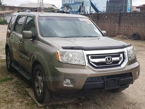 Honda Pilot 2009 Brown   Cars for sale in Lagos State, Abule Egba