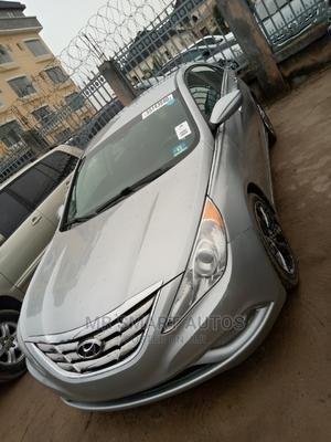 Hyundai Sonata 2011 Silver | Cars for sale in Lagos State, Amuwo-Odofin
