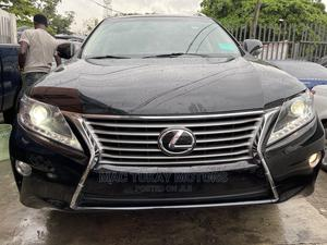 Lexus RX 2014 350 FWD Black | Cars for sale in Lagos State, Ikeja