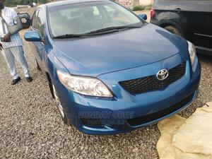 Toyota Corolla 2008 1.8 LE Blue | Cars for sale in Abuja (FCT) State, Galadimawa