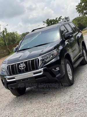New Toyota Land Cruiser Prado 2021 Black | Cars for sale in Abuja (FCT) State, Maitama
