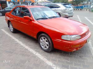 Toyota Camry 1996 LE Sedan Red   Cars for sale in Delta State, Oshimili South