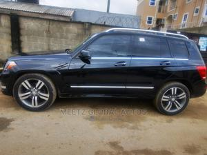 Mercedes-Benz GLK-Class 2014 350 4MATIC Black | Cars for sale in Lagos State, Yaba