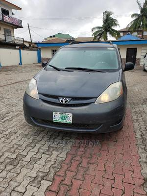 Toyota Sienna 2006 CE FWD Gray | Cars for sale in Lagos State, Alimosho