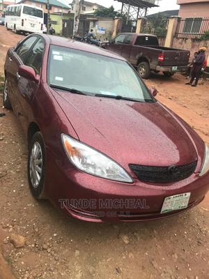 Toyota Camry 2003 Red   Cars for sale in Lagos State, Ikeja