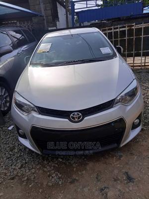 Toyota Corolla 2015 Silver   Cars for sale in Abuja (FCT) State, Garki 2