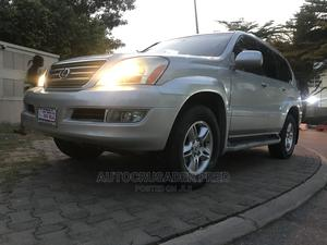 Lexus GX 2004 470 Silver | Cars for sale in Abuja (FCT) State, Jabi