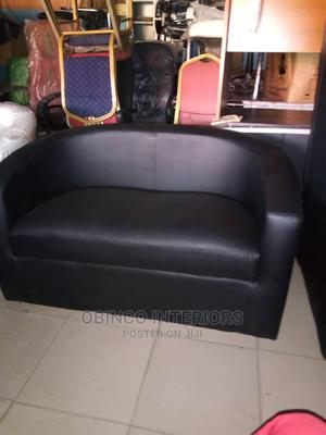 Black Sofa Chair   Furniture for sale in Lagos State, Ojo