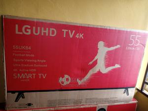 LG Smart TV 55 Inches With Internet Access at a Promo Price | TV & DVD Equipment for sale in Anambra State, Awka