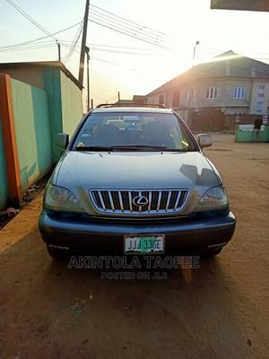 Lexus RX 2003 Gray | Cars for sale in Lagos State, Ipaja