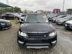 Land Rover Range Rover Sport 2015 Black | Cars for sale in Lagos State, Lekki