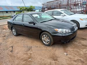 Toyota Camry 2005 Black | Cars for sale in Lagos State, Ikeja