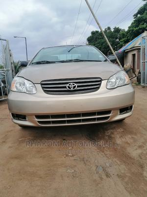 Toyota Corolla 2004 LE Gold   Cars for sale in Lagos State, Ikeja