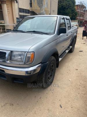 Nissan Frontier 2001 Silver   Cars for sale in Lagos State, Surulere