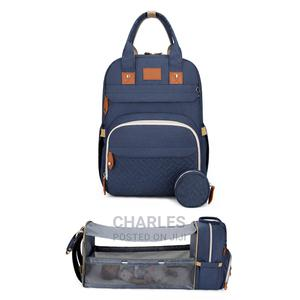 Large Capacity Multi-Function Diaper Bag With Mosquito Net | Baby & Child Care for sale in Lagos State, Lekki