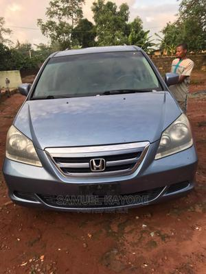 Honda Odyssey 2007 2.4 4WD Gray   Cars for sale in Ogun State, Ikenne