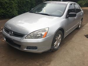 Honda Accord 2006 Silver   Cars for sale in Lagos State, Surulere