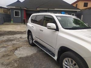 Lexus GX 2017 460 Luxury White | Cars for sale in Lagos State, Alimosho