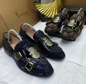 Billionaire Crocs Skin Corporate Shoe   Shoes for sale in Lagos State, Lagos Island (Eko)