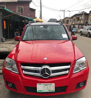 Mercedes-Benz GLK-Class 2012 Red   Cars for sale in Lagos State, Surulere